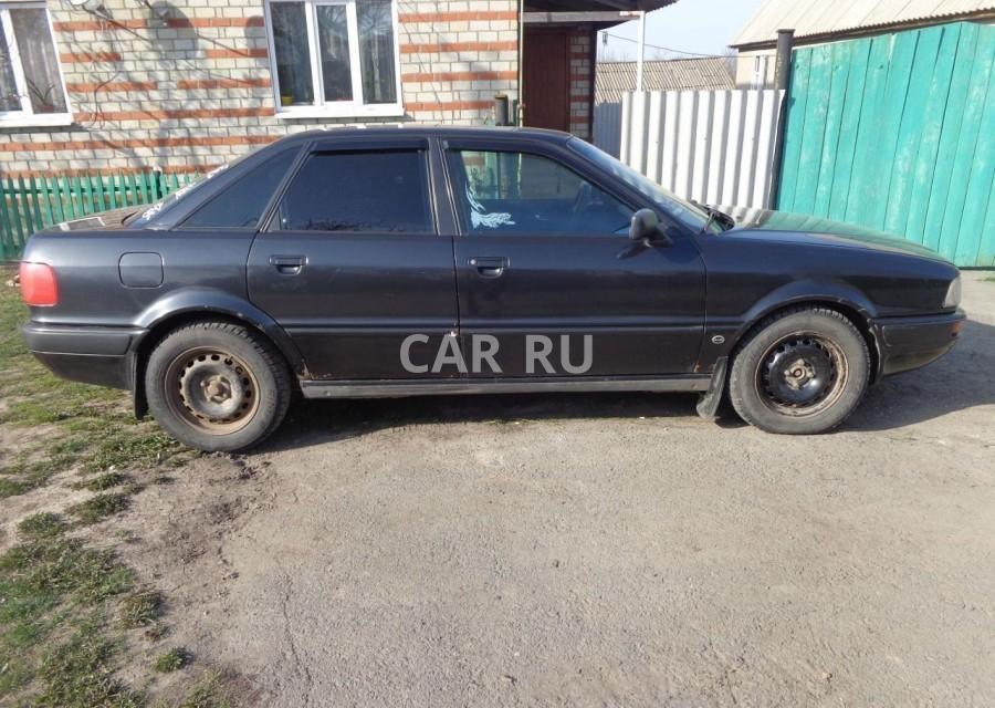 Audi 80, Алексеевка