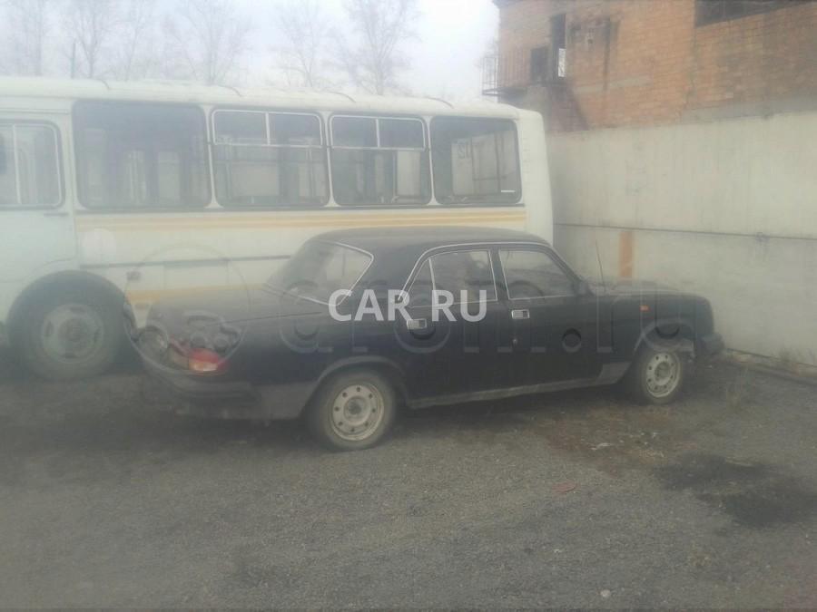 Газ Volga, Абакан