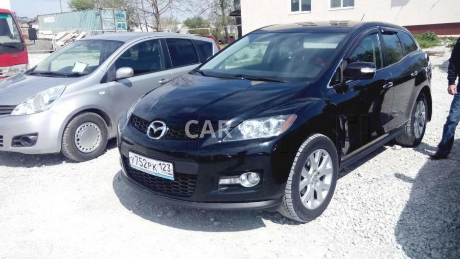 Mazda CX-7, Анапа