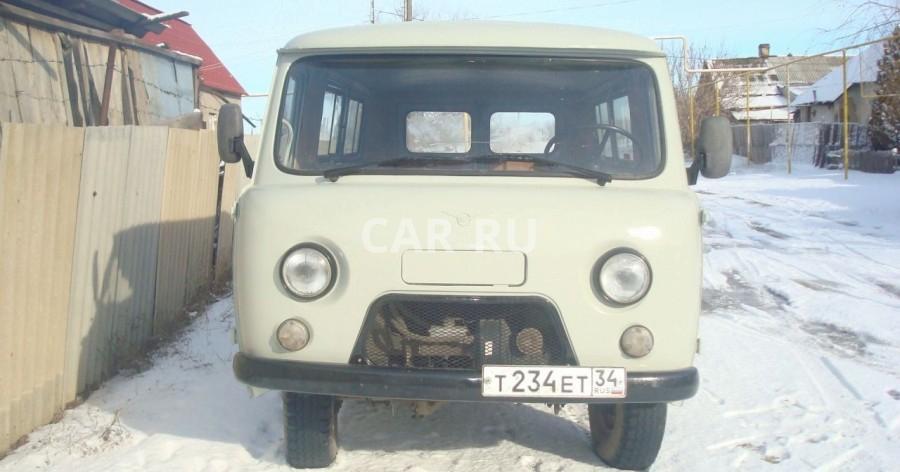 Уаз 390995, Ахтубинск