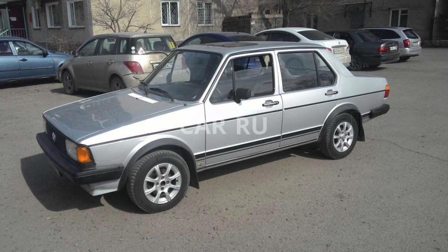 Volkswagen Jetta, Абакан