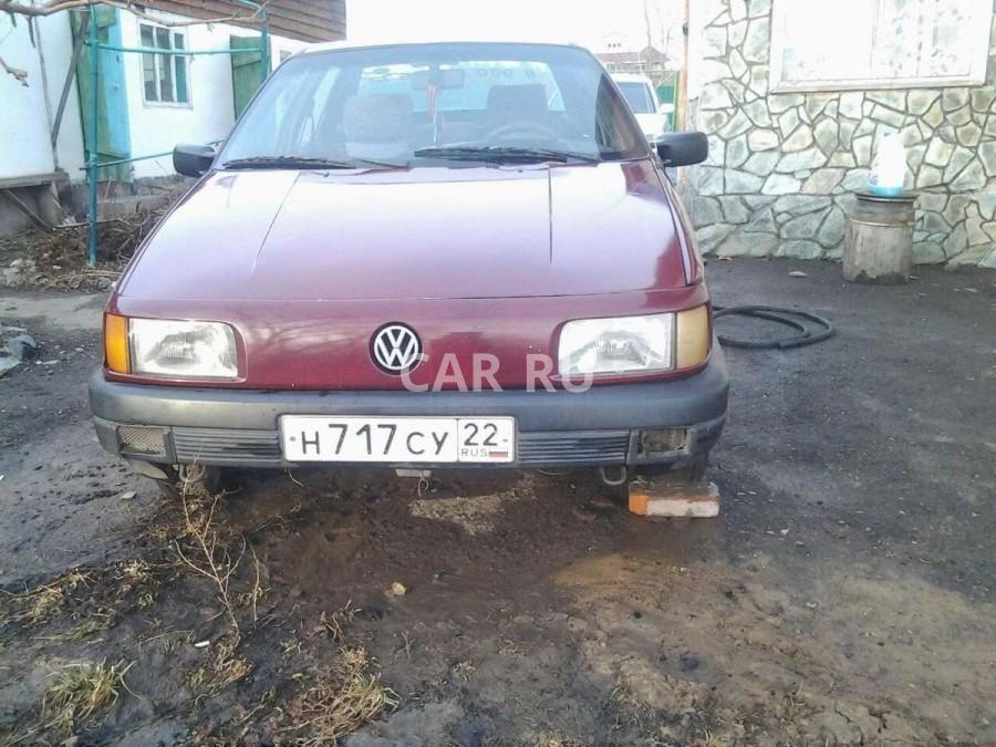 Volkswagen Passat, Алтайское