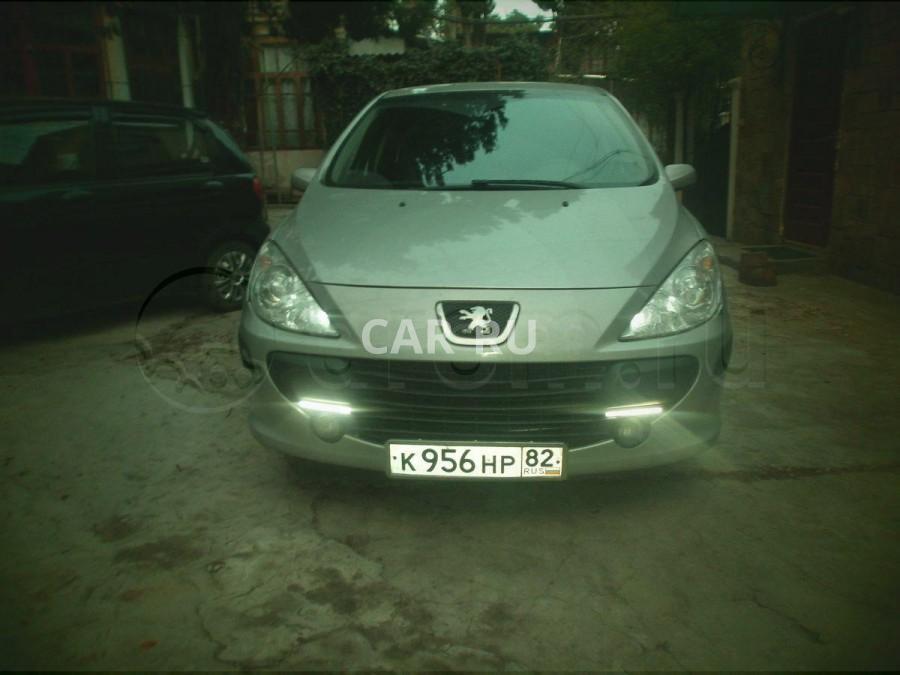 Peugeot 307, Алупка