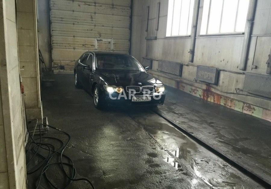 BMW 7-series, Апатиты
