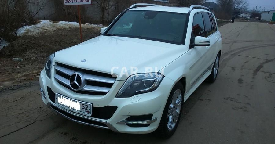 Mercedes GLK-Class, Арзамас