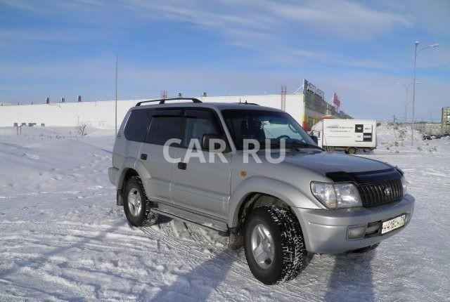 Toyota Land Cruiser Prado, Апатиты