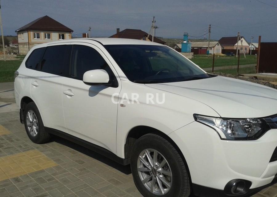 Mitsubishi Outlander, Алексеевка
