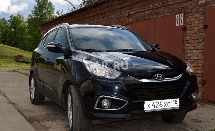 Hyundai ix35, Балезино