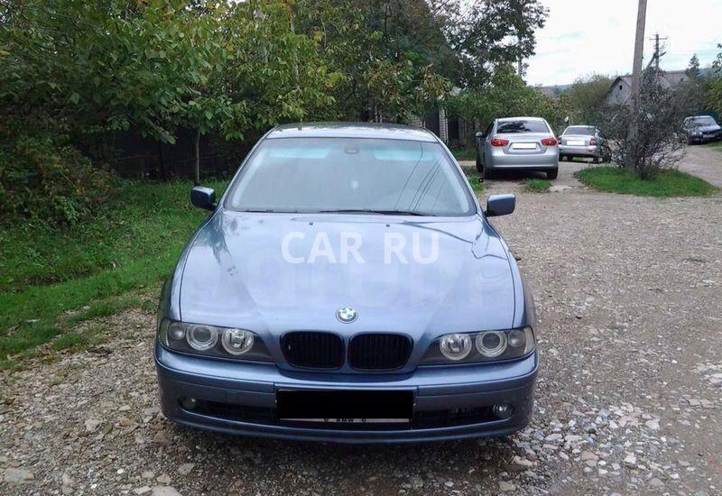 BMW 5-series, Апшеронск