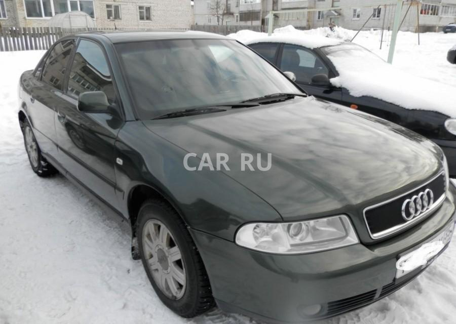 Audi A4, Бабаево