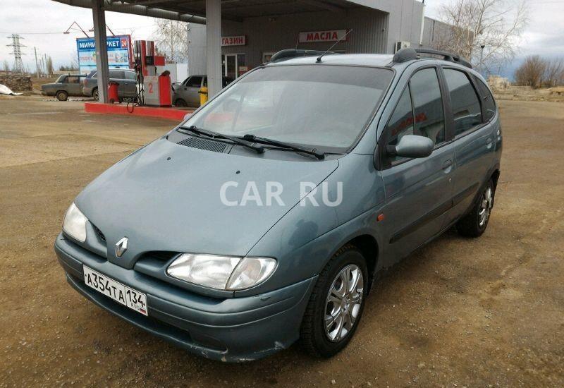 Renault Megane, Ахтубинск