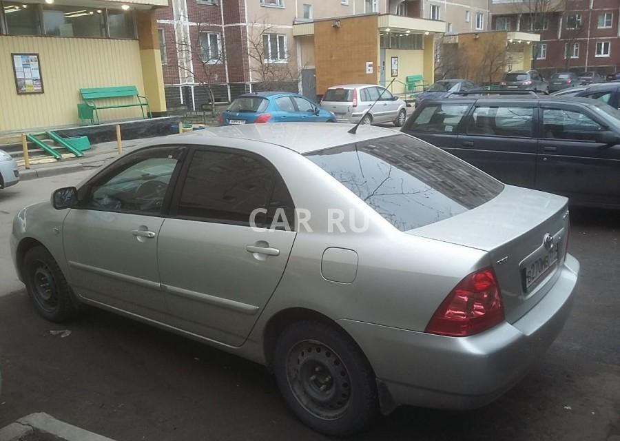 Toyota Corolla, Андреевка