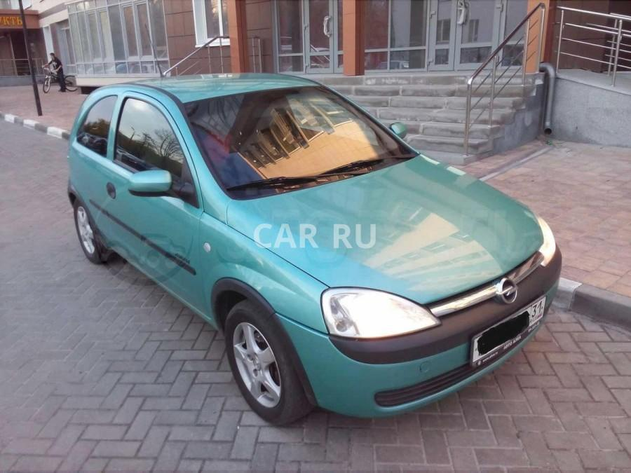 Opel Corsa, Белгород
