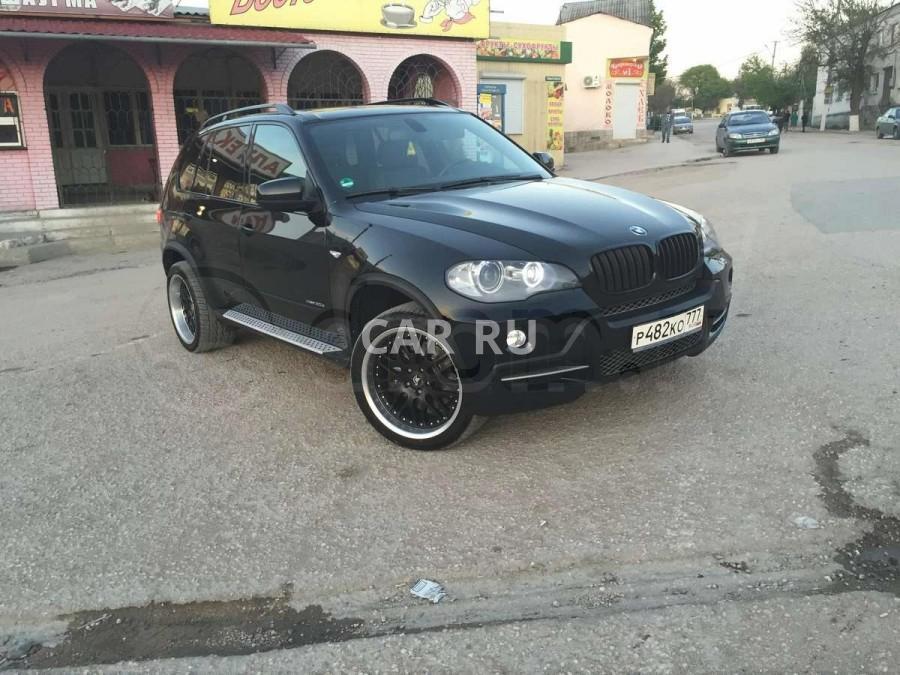BMW X5, Бахчисарай