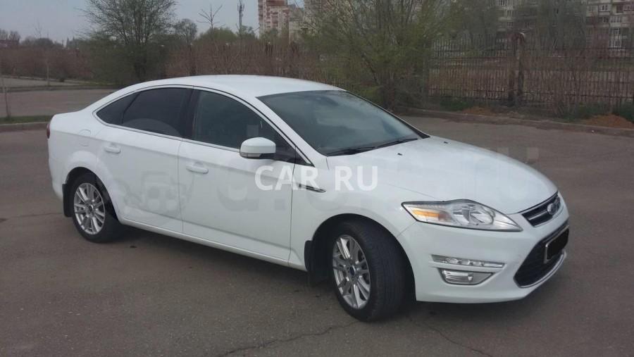 Ford Mondeo, Астрахань