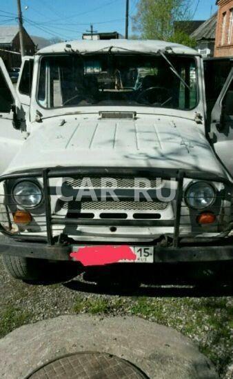 Уаз 469, Алагир