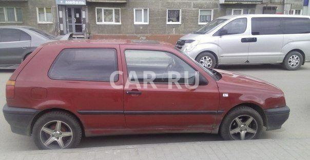 Volkswagen Golf, Балтийск