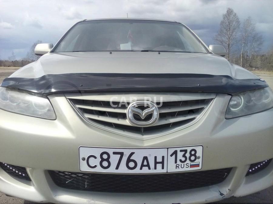 Mazda 6, Ангарск