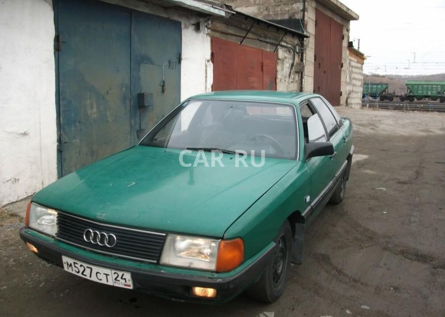 Audi 100, Ачинск