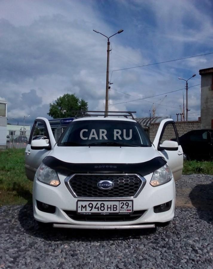 Datsun on-DO, Архангельск