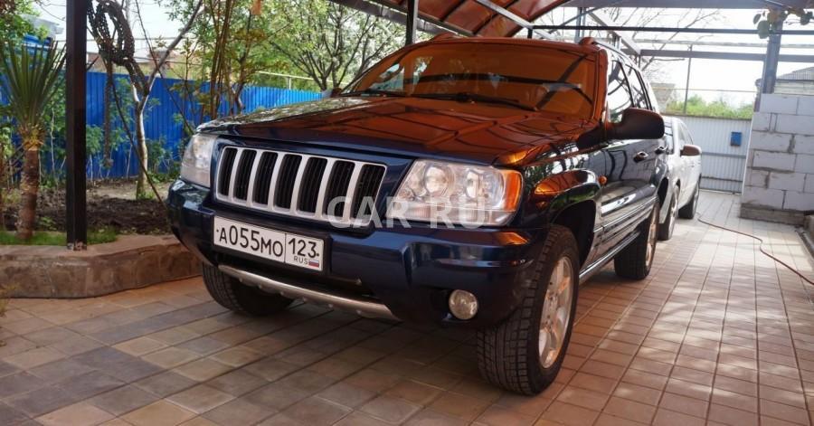 Jeep Grand Cherokee, Армавир