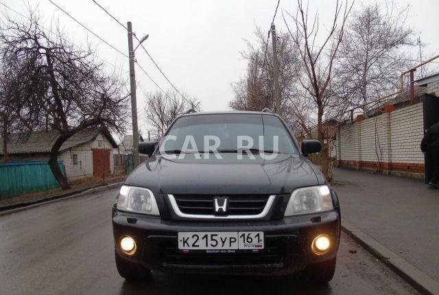 Honda CR-V, Белая Калитва