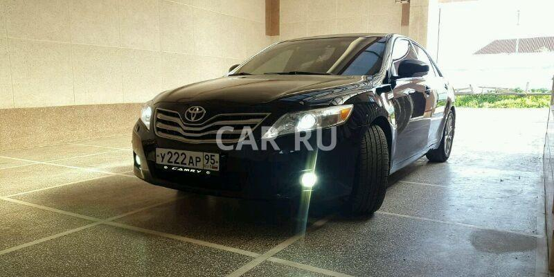 Toyota Camry, Аргун