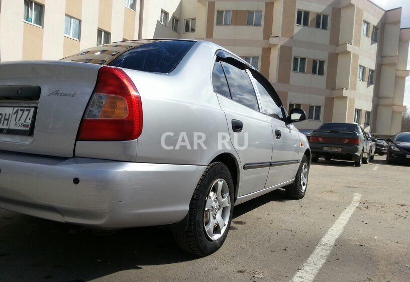 Hyundai Accent, Балашиха