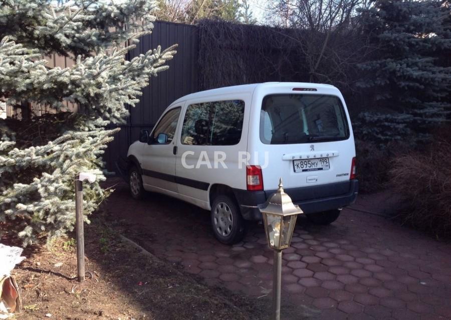 Peugeot Partner, Архангельское