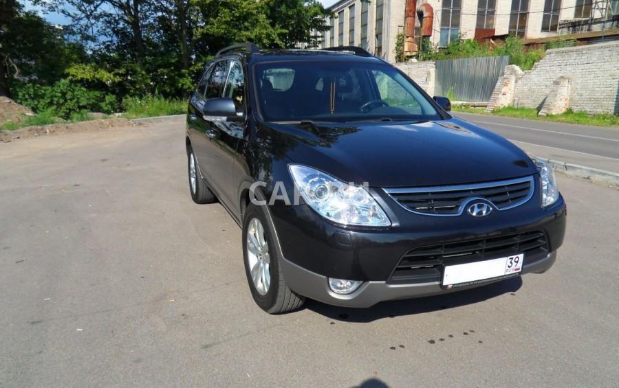 Hyundai ix55, Багратионовск
