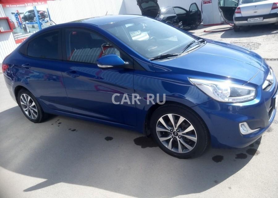 Hyundai Solaris, Азов