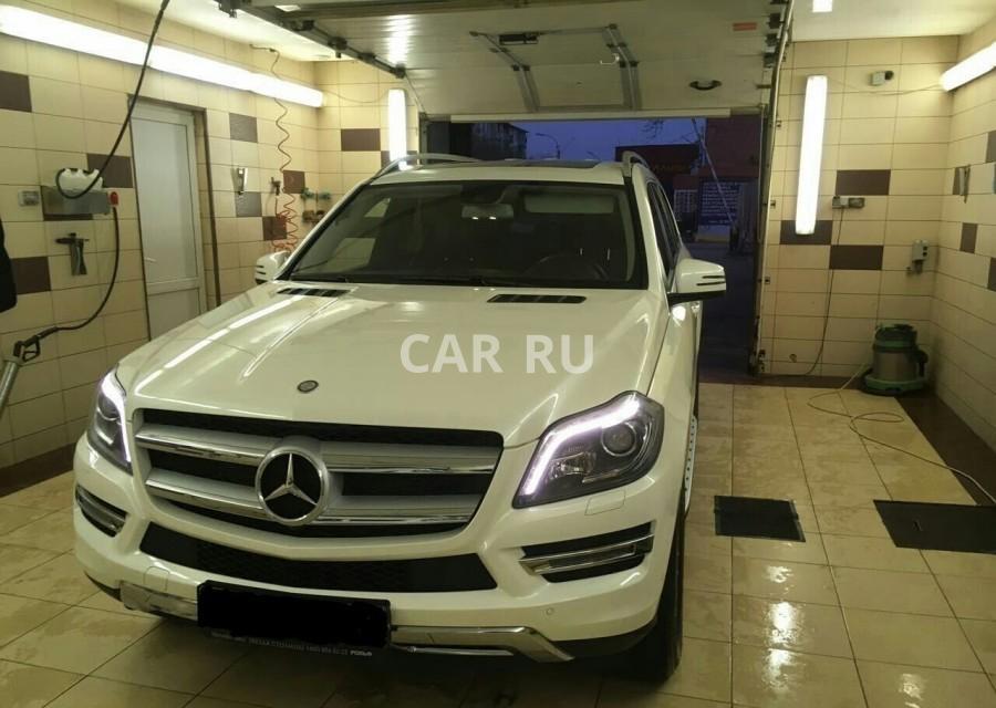 Mercedes GL-Class, Астрахань