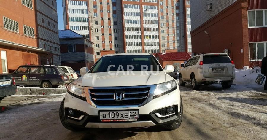Honda Crosstour, Барнаул