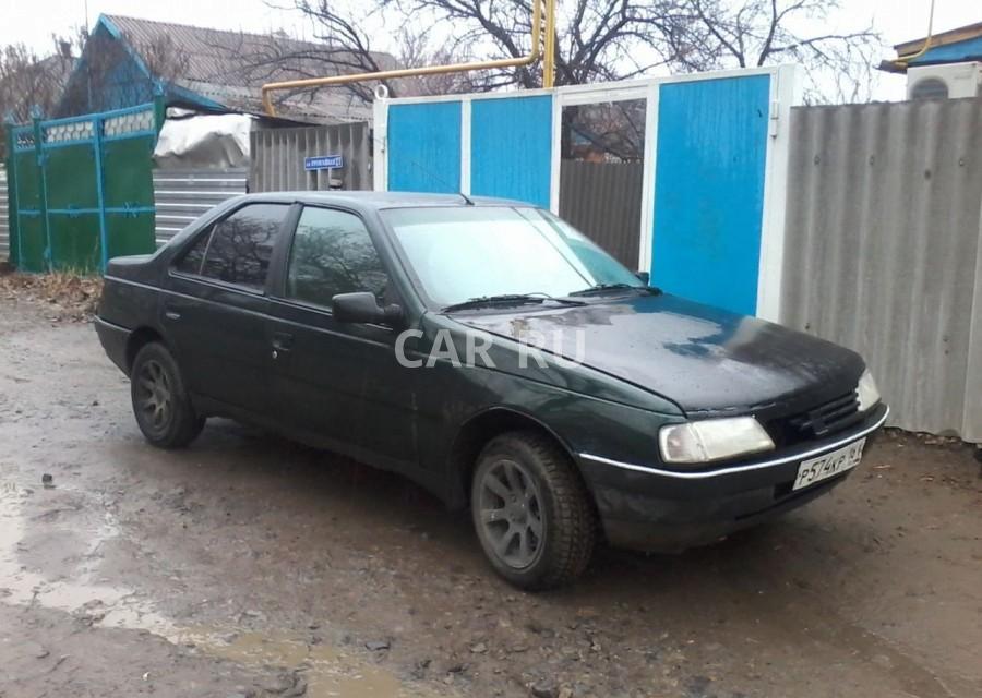Peugeot 405, Батайск
