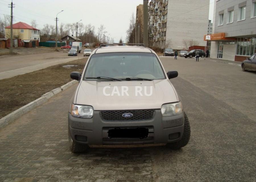 Ford Escape, Архангельск