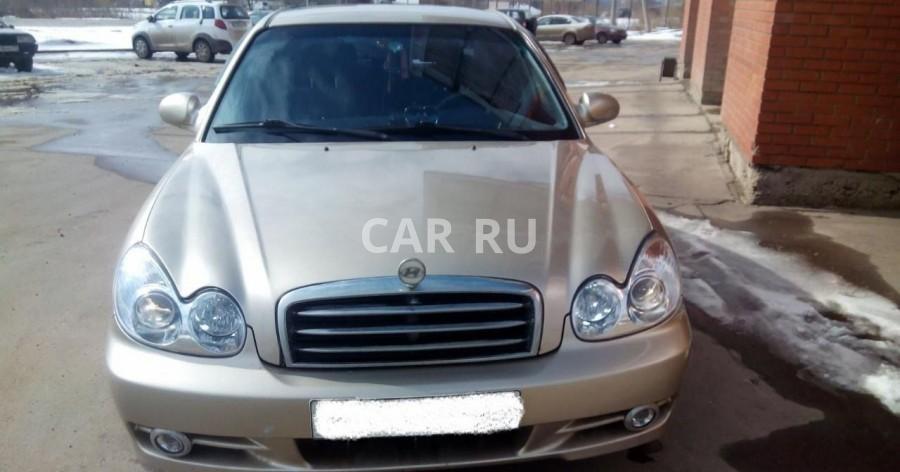 Hyundai Sonata, Алексин