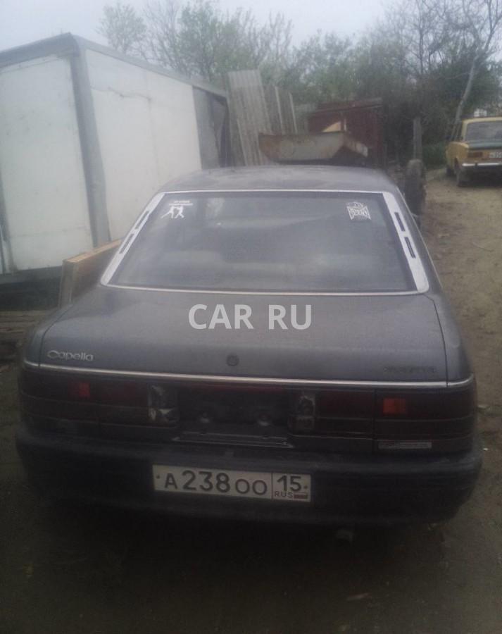 Mazda Capella, Анапа