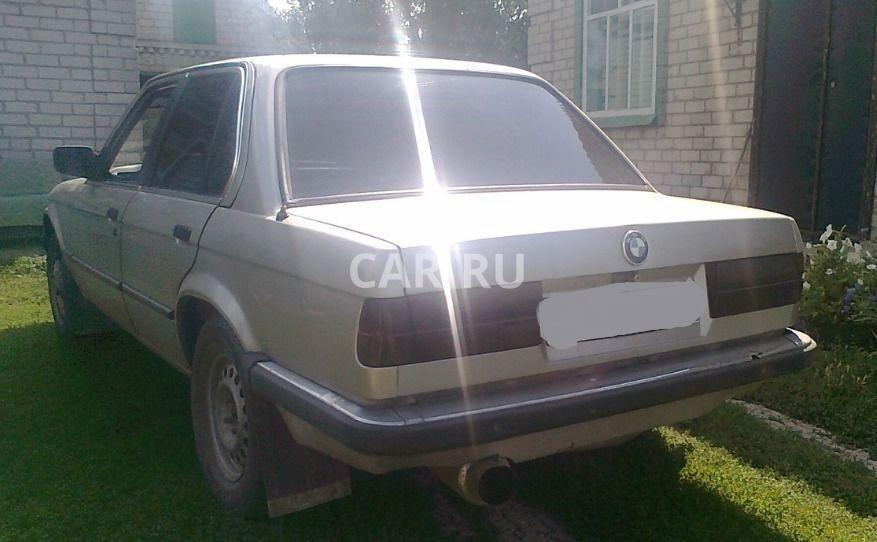 BMW 3-series, Белая Калитва