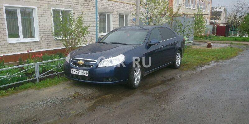 Chevrolet Epica, Белгород