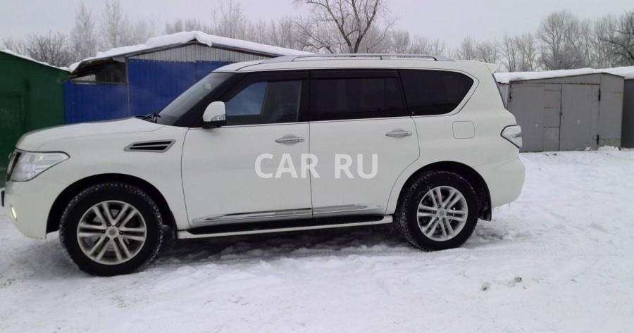Nissan Patrol, Балашов