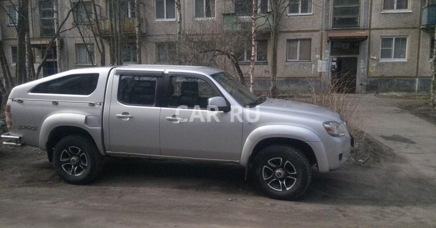 Mazda BT-50, Архангельск