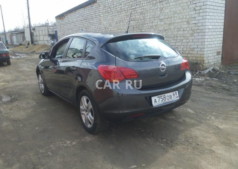 Opel Astra, Арзамас