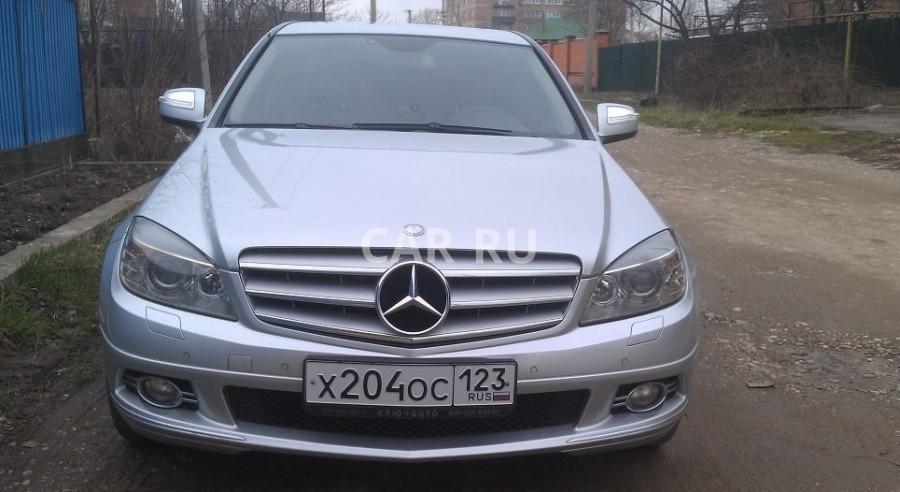 Mercedes C-Class, Апшеронск