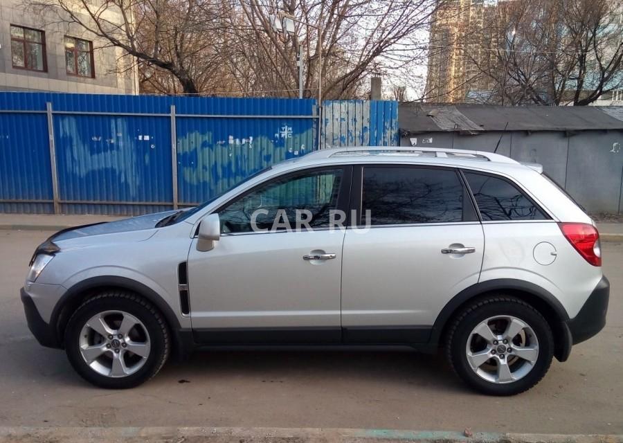 Opel Antara, Алексин
