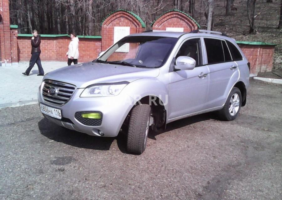 Lifan X60, Алексеевское