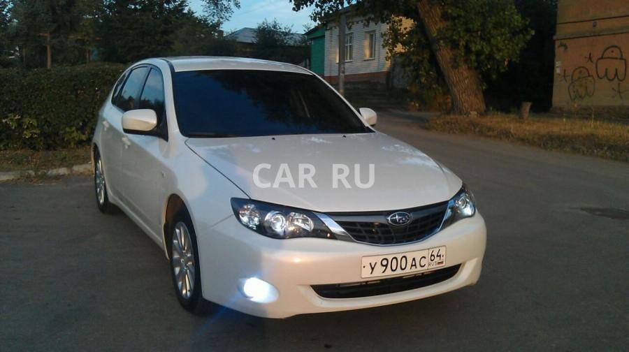 Subaru Impreza, Балашов