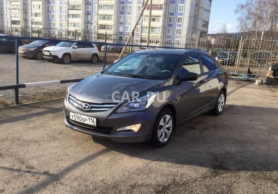 Hyundai Solaris, Альметьевск