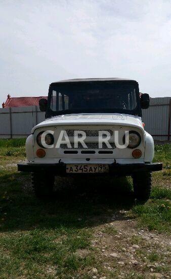 Уаз 469, Ачхой-Мартан