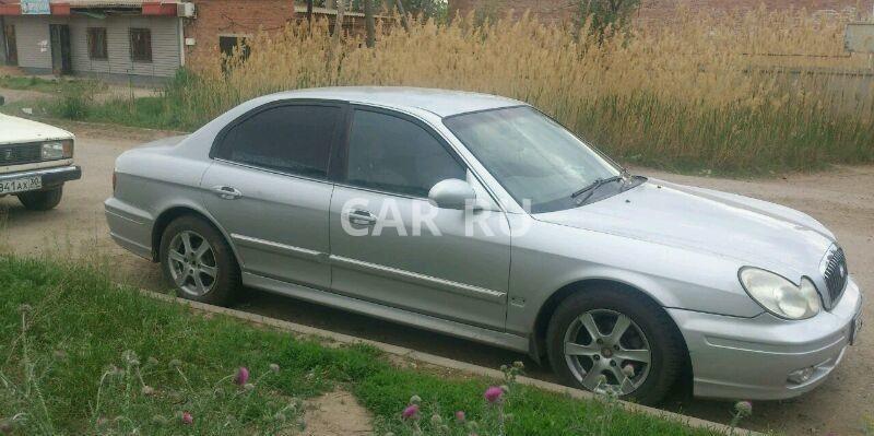 Hyundai Sonata, Астрахань