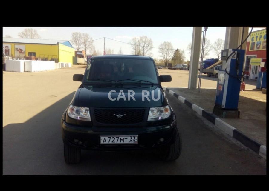 Уаз Pickup, Александров